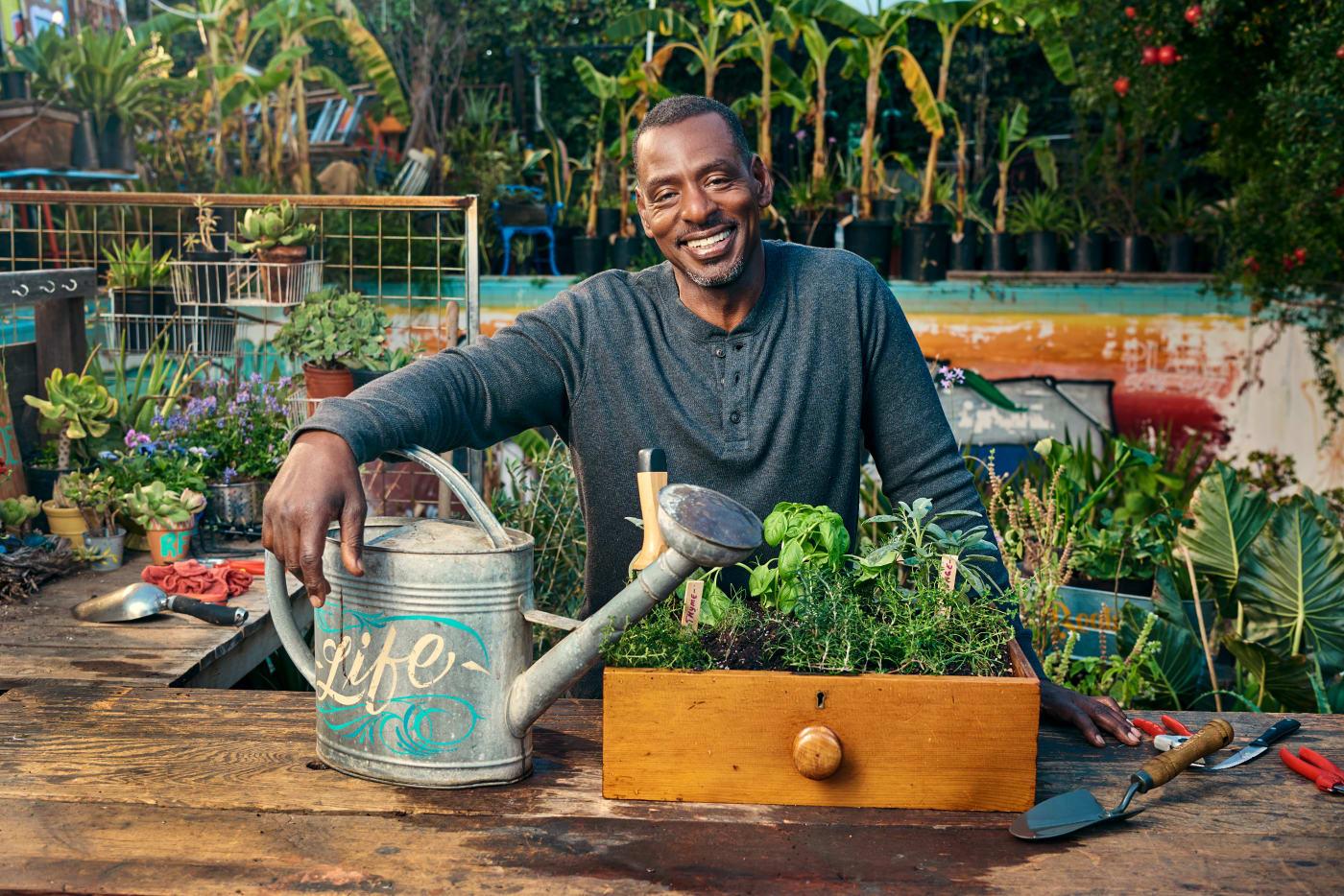 ron finley gardening with attitude masterclass complex interview