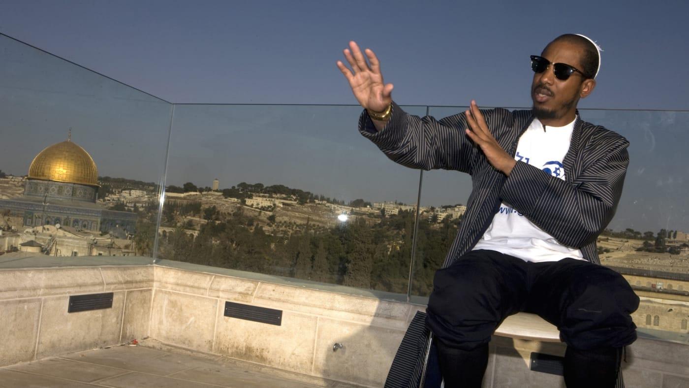 US Jewish rapper Shyne