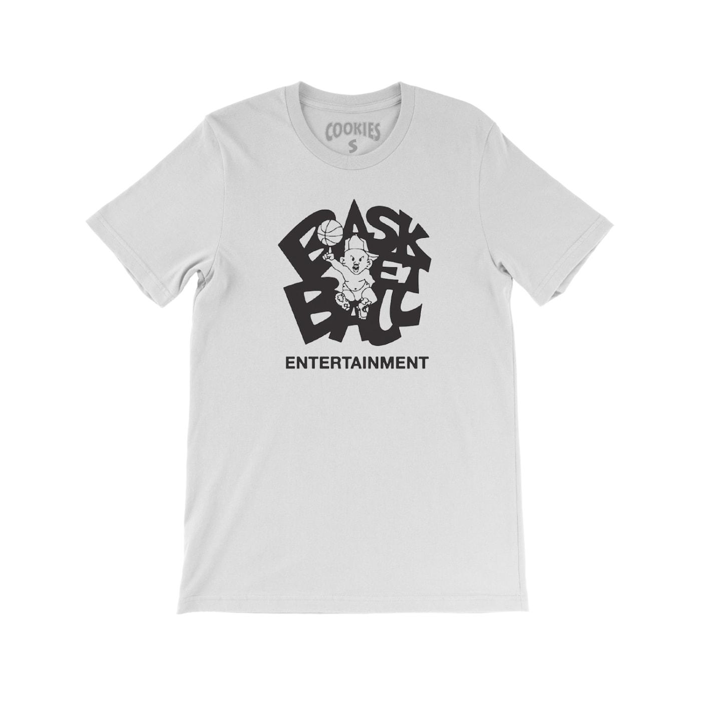 Cookies & Hoops Bad Boy Basketball T-shirt