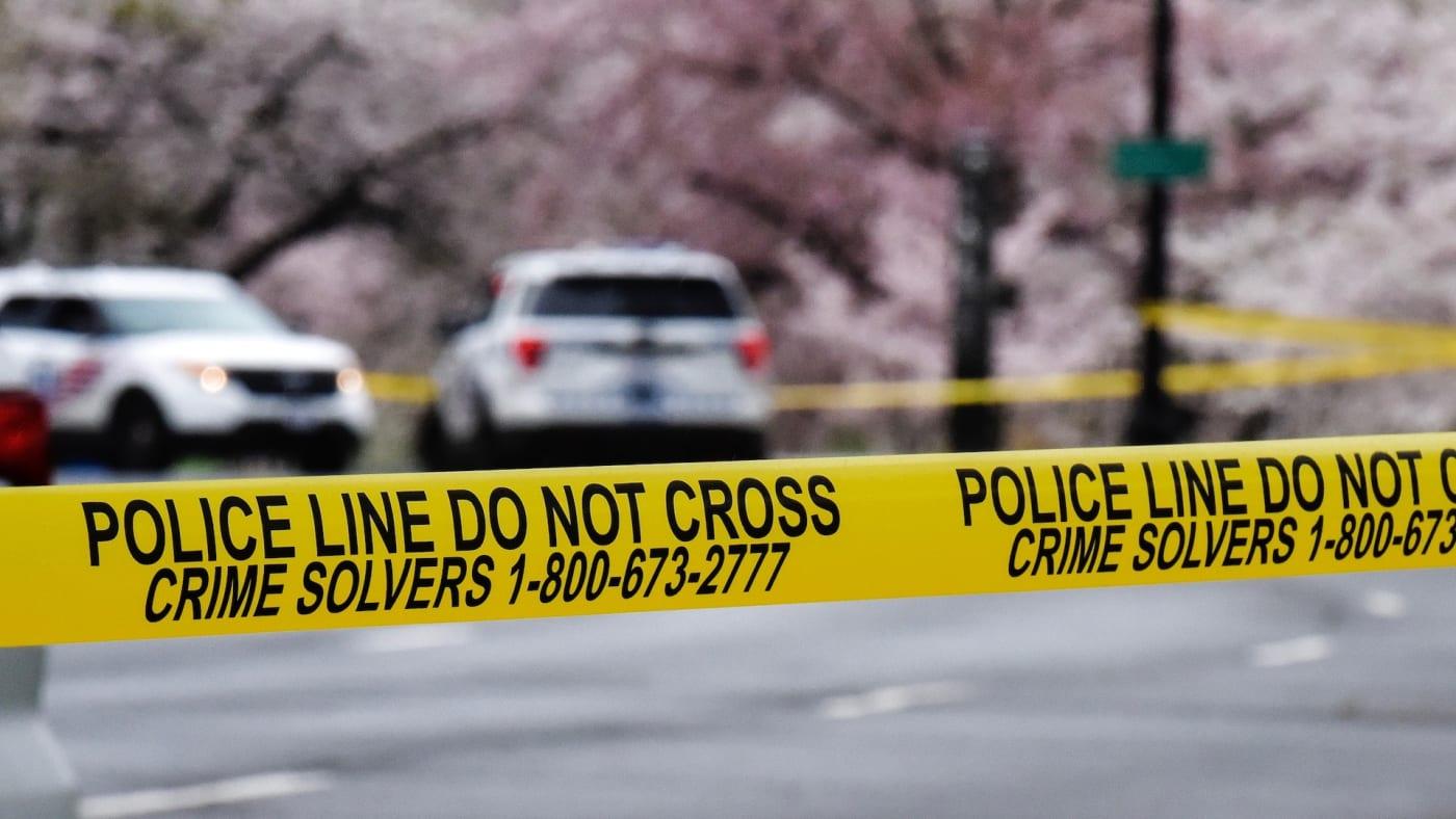 DC Police Tape