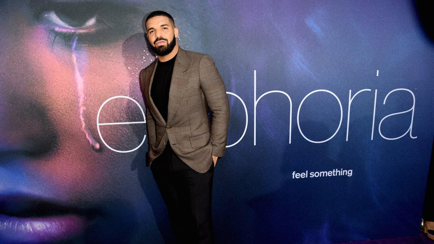 """Drake attends the LA Premiere of HBO's """"Euphoria"""""""