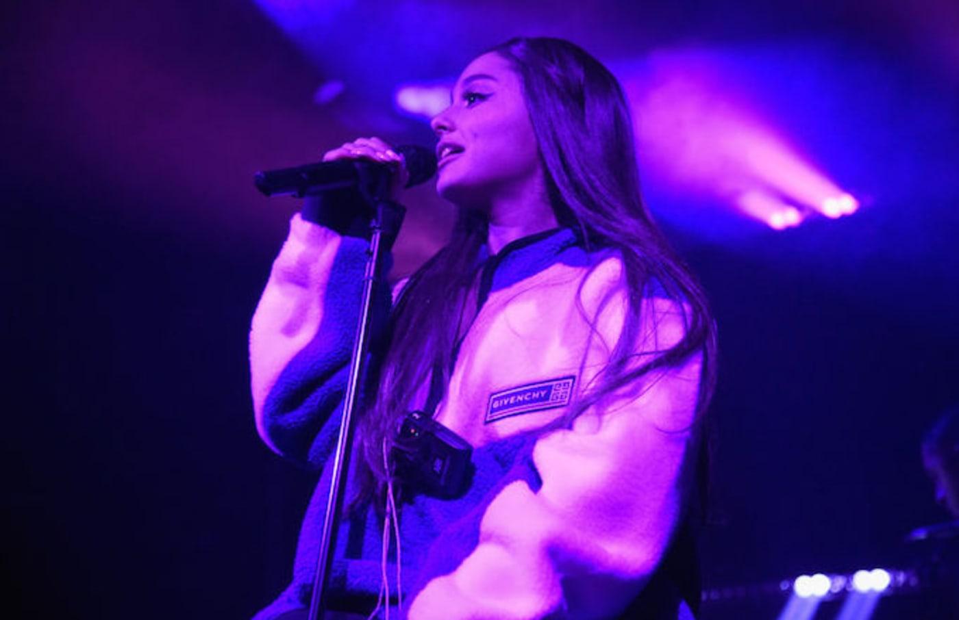 Ariana Grande Thundercat
