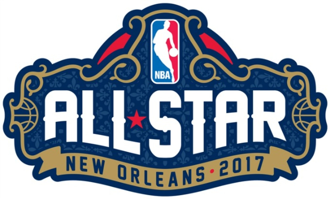 2017 NBA All Star Game logo.
