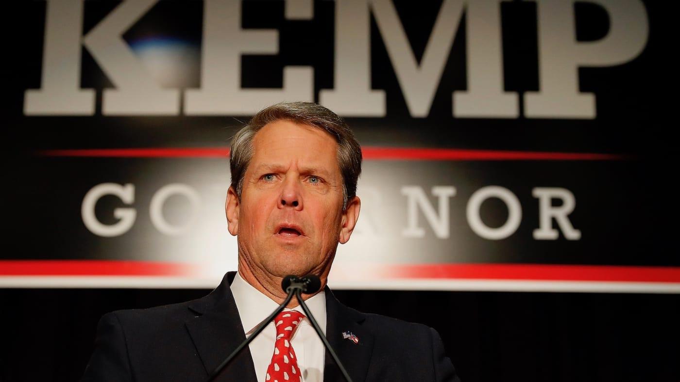 Gov. Kemp