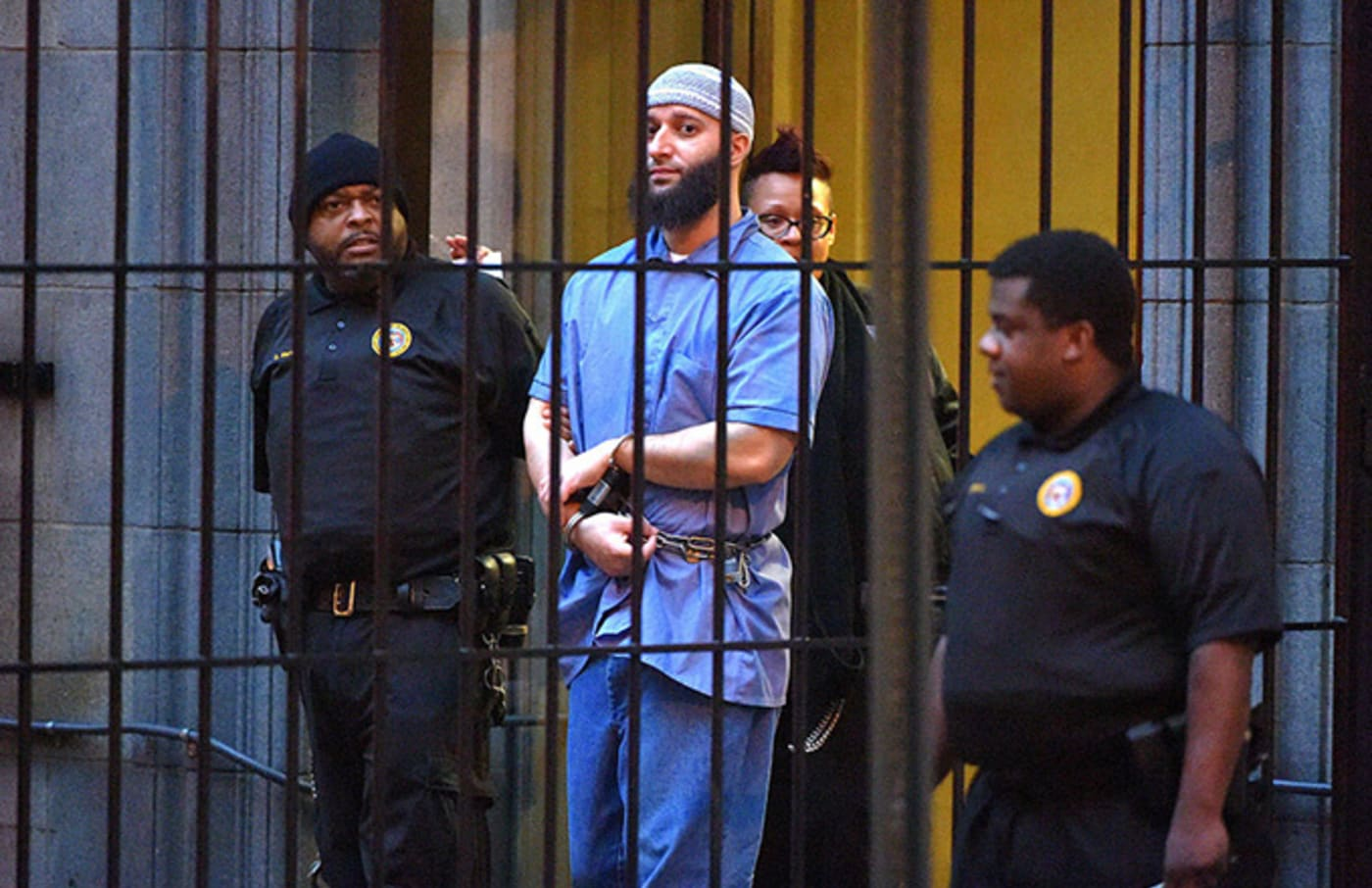 This is a photo of Adnan Syed.