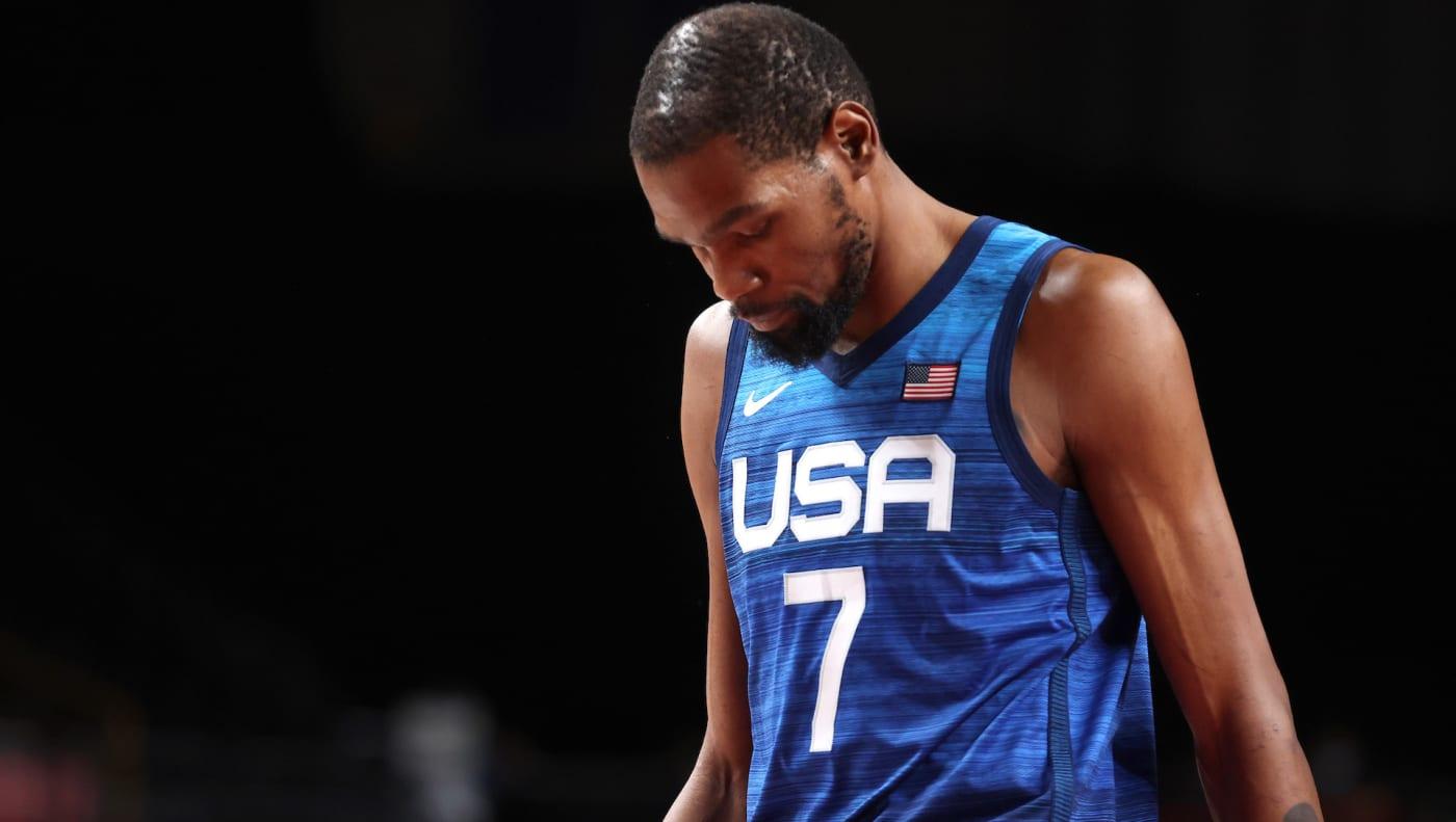 Kevin Durant Team USA