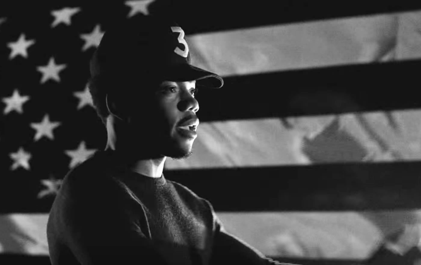 Chance The Rapper voter registration