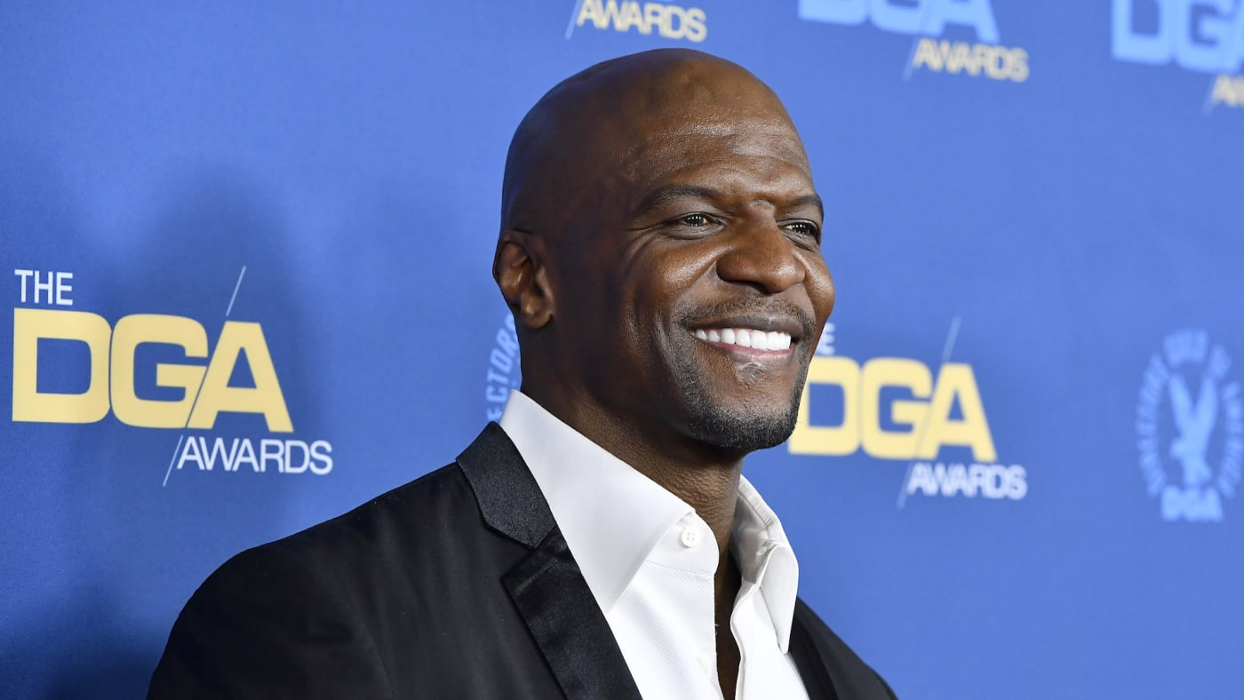 Terry Crews arrives for the 72nd Annual Directors Guild Of America Awards