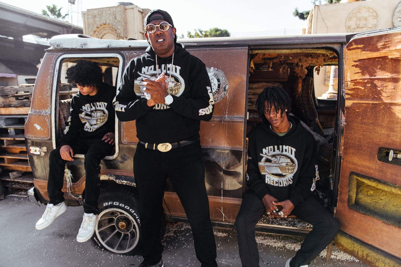 Master P x No Limit Forever Records Capsule Collection 1