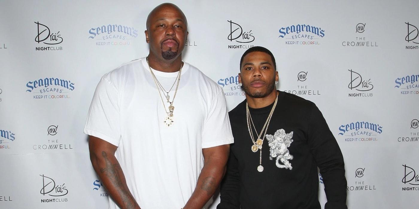St. Lunatics' rapper Ali and Nelly