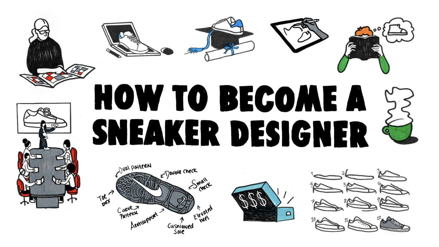 How to Be a Sneaker Designer 6
