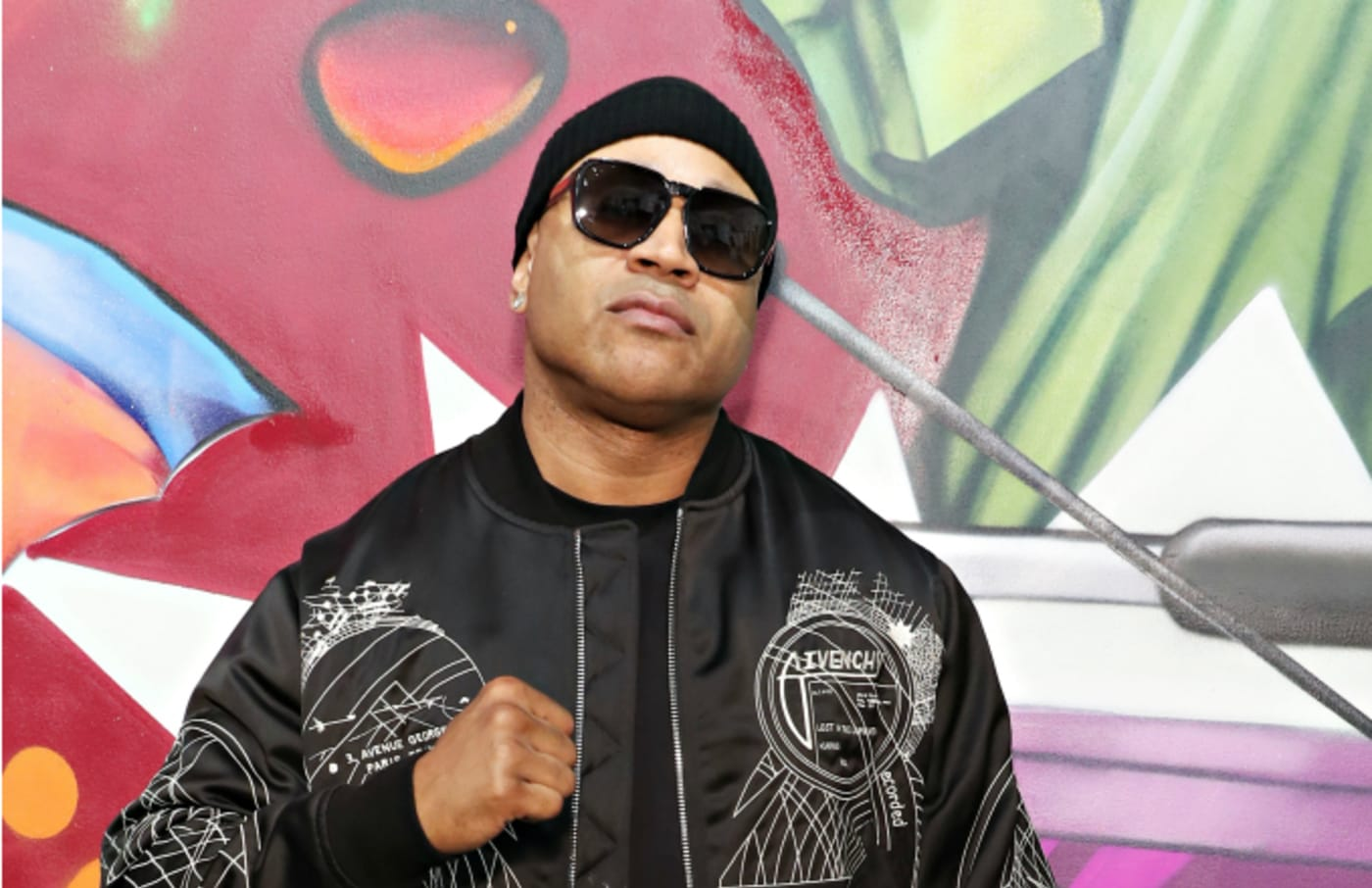LL COOL J attends as Roger Gastman and LL COOL J host BEYOND THE STREETS