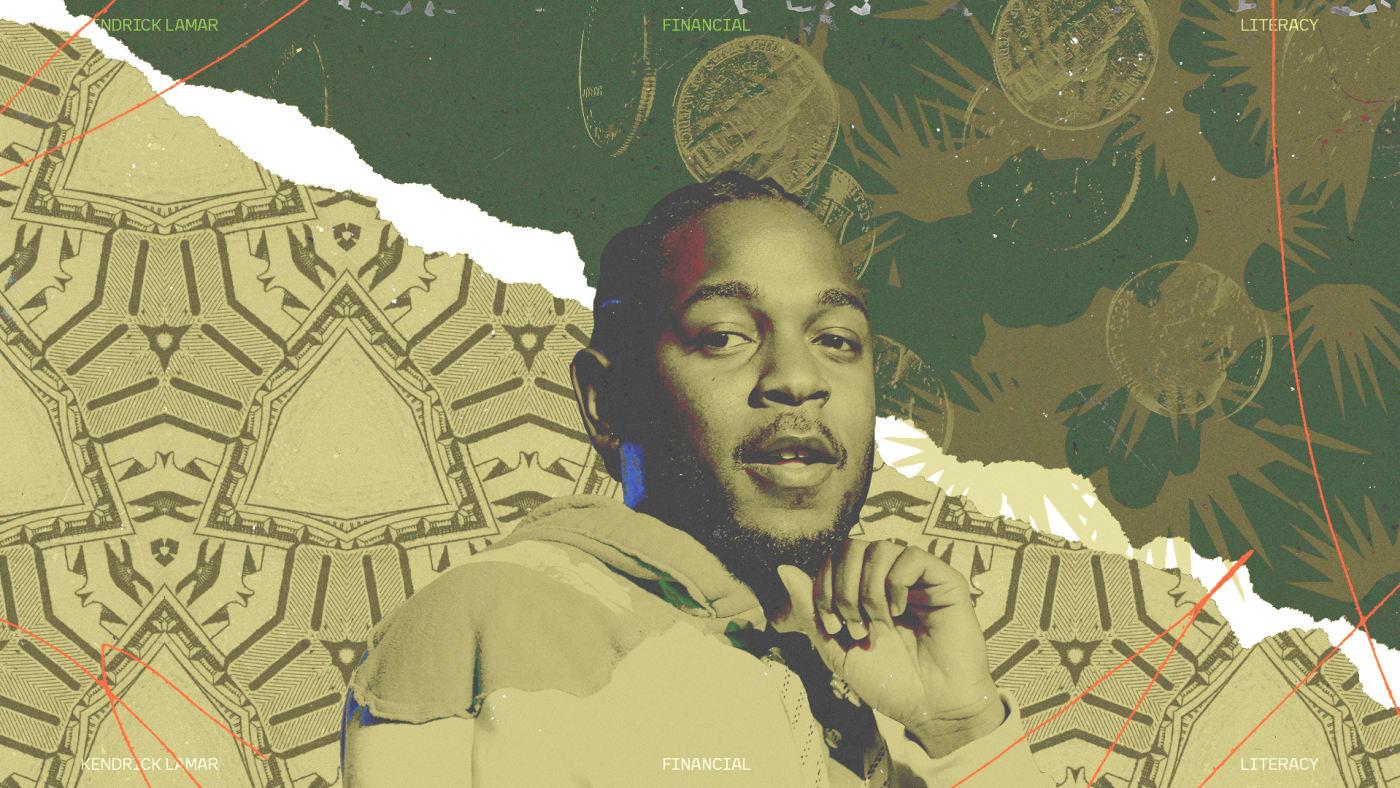 Kendrick Lamar financial advice