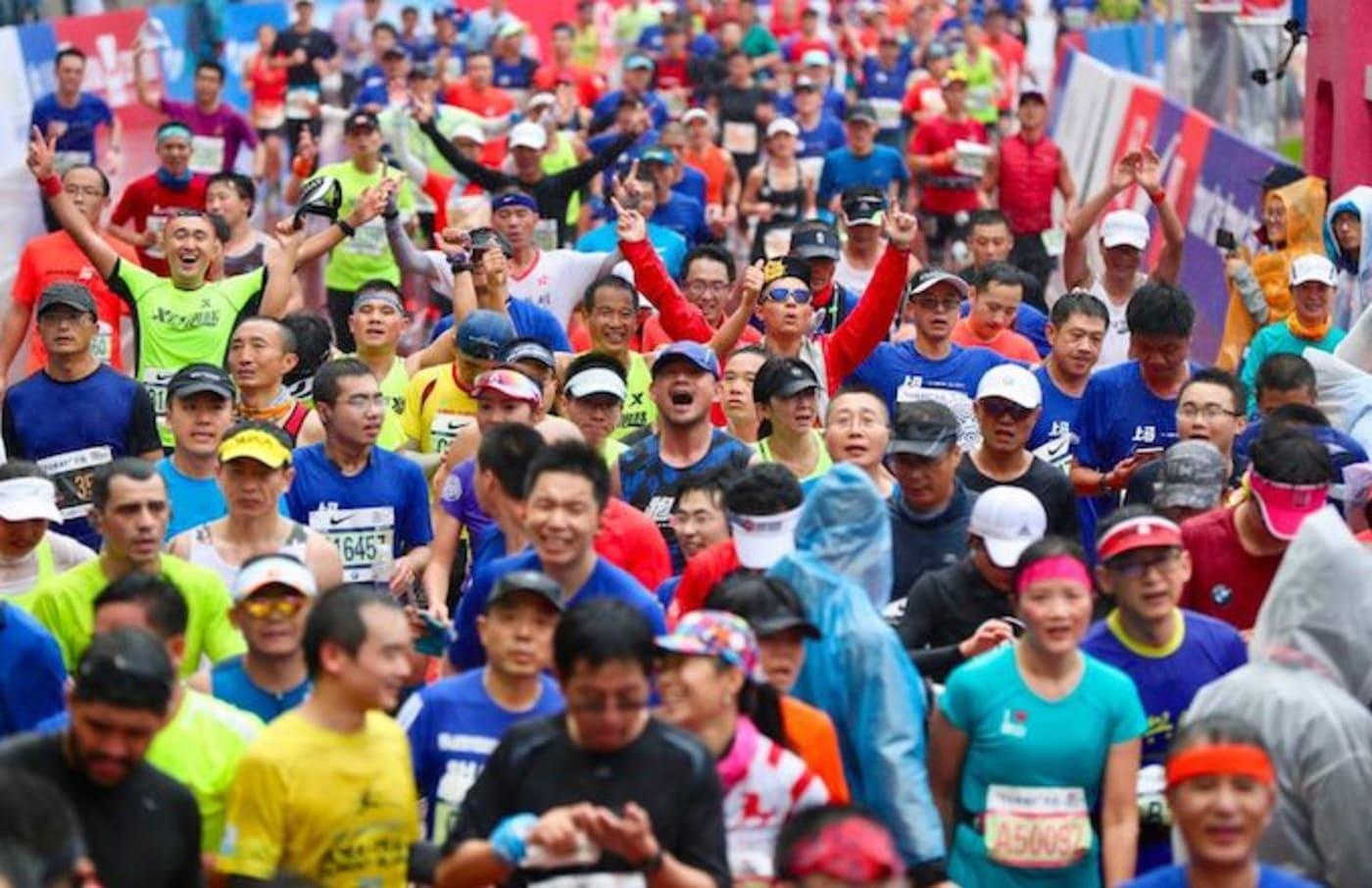 Chinese marathon cheating