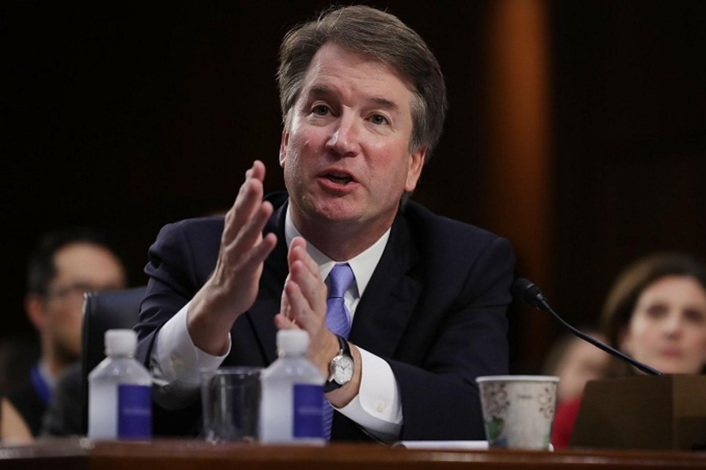kavanaugh sexual misconduct