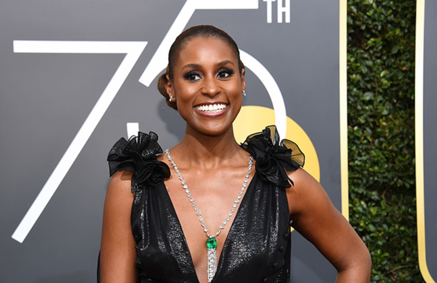 This is a photo of Issa Rae.