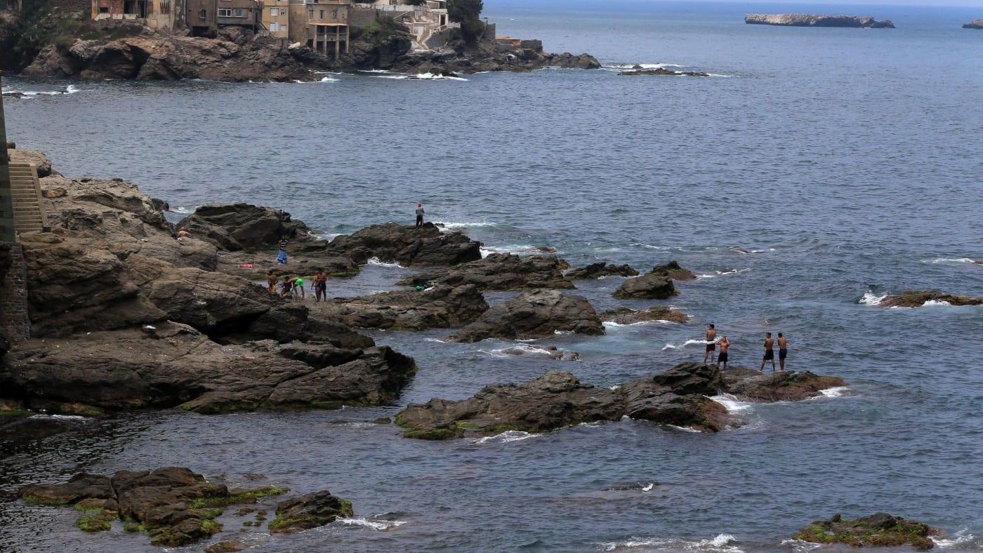 algerian coast