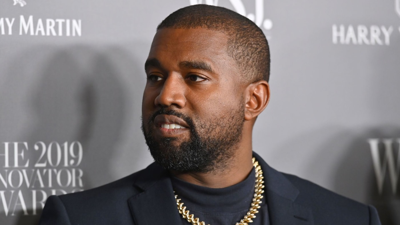 kanye done with music after contract ends