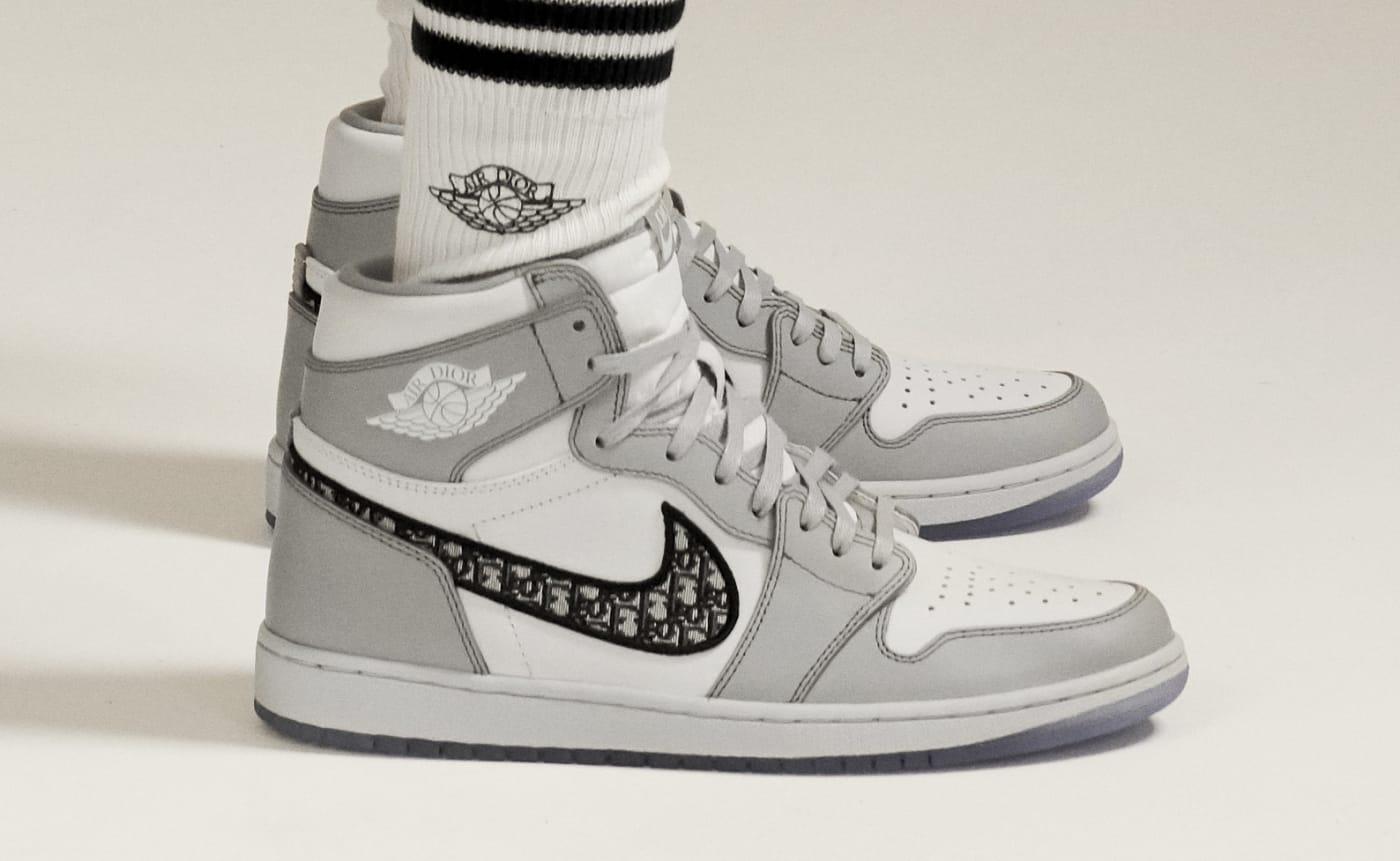 Where to Buy Dior Air Jordan 1s | Complex