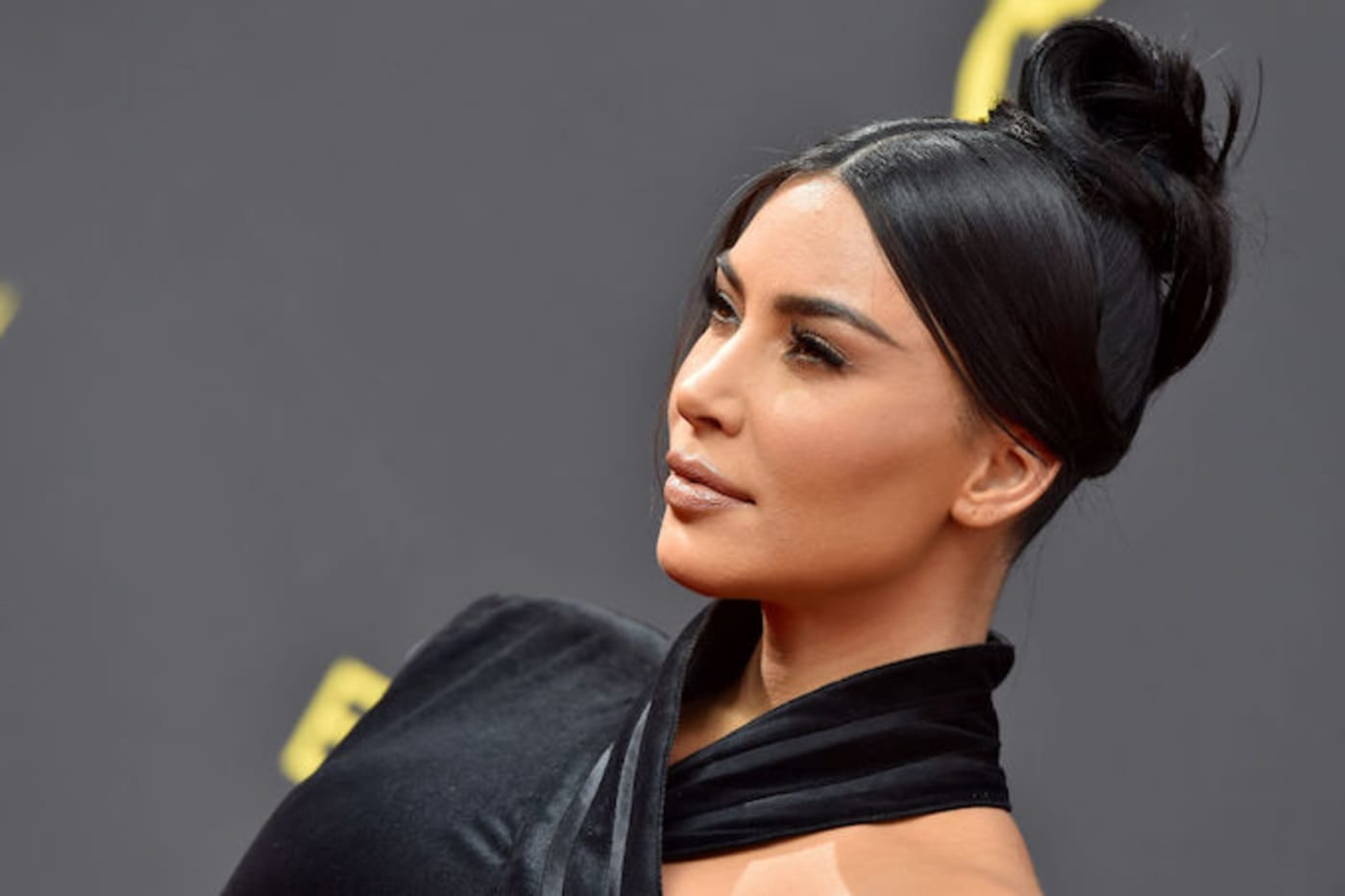 This is a picture of Kim K.