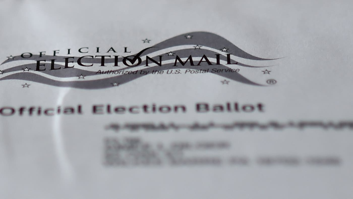 mail ballots 1 million uncounted