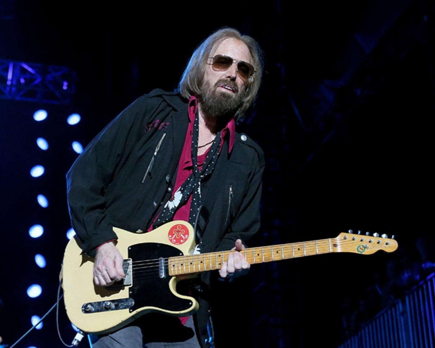 Tom Petty performs at KAABOO Del Mar
