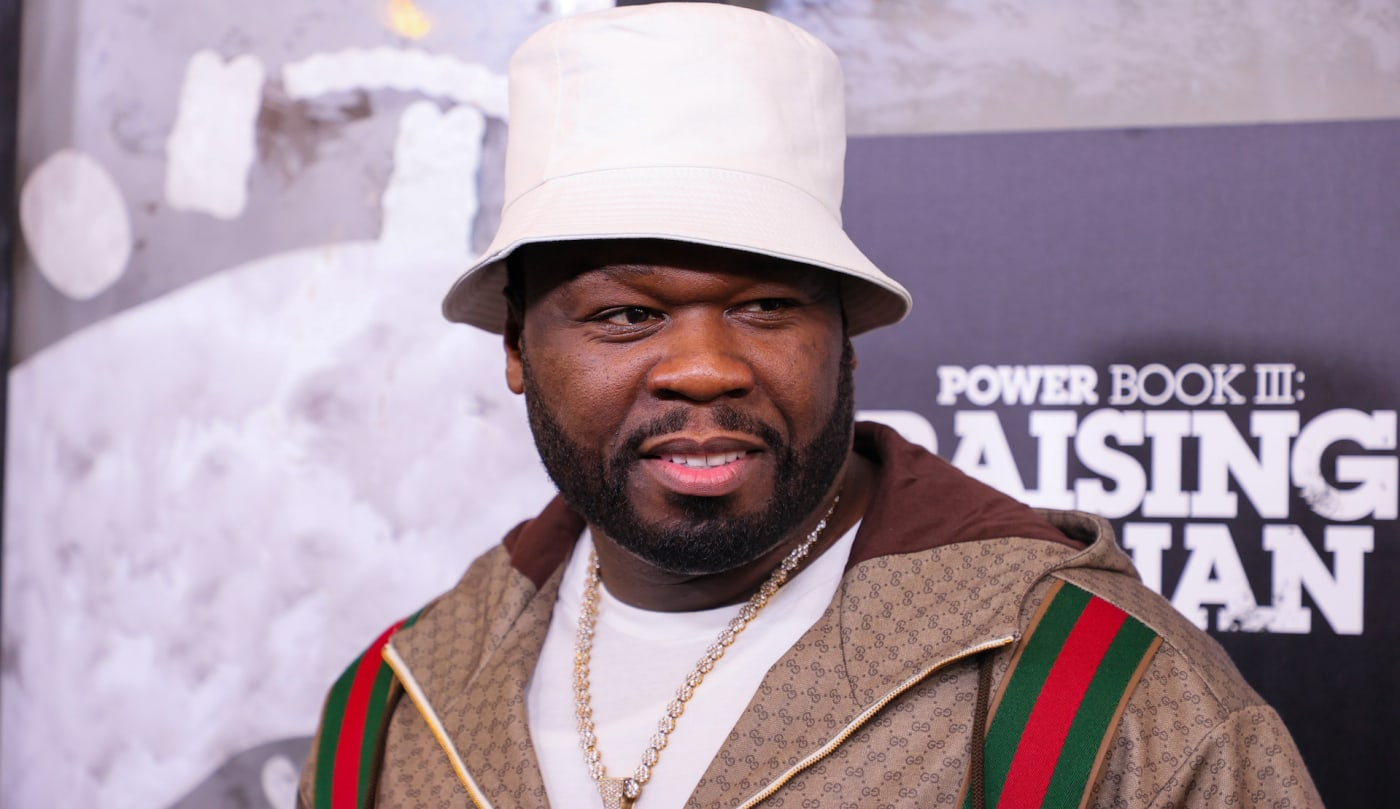 50 Cent Power Book III