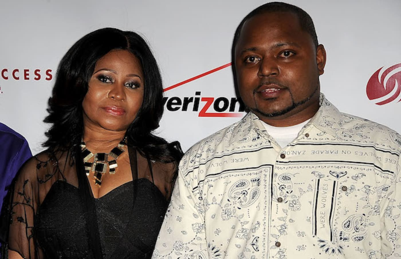 Carol Maraj and Jelani Maraj