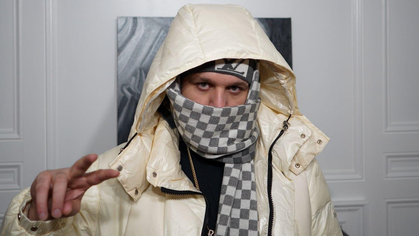 Pakistani-Canadian rapper Road Runner