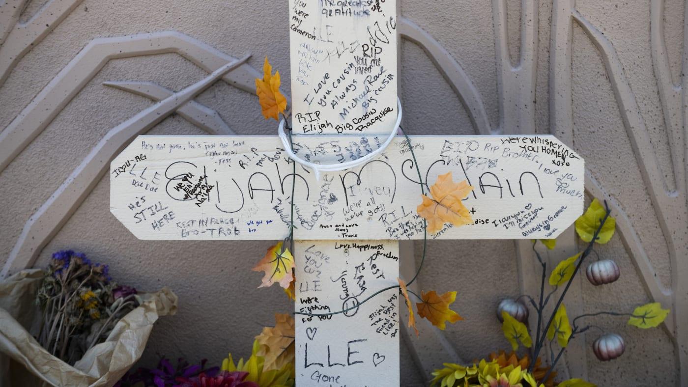 elijah mclain memorial