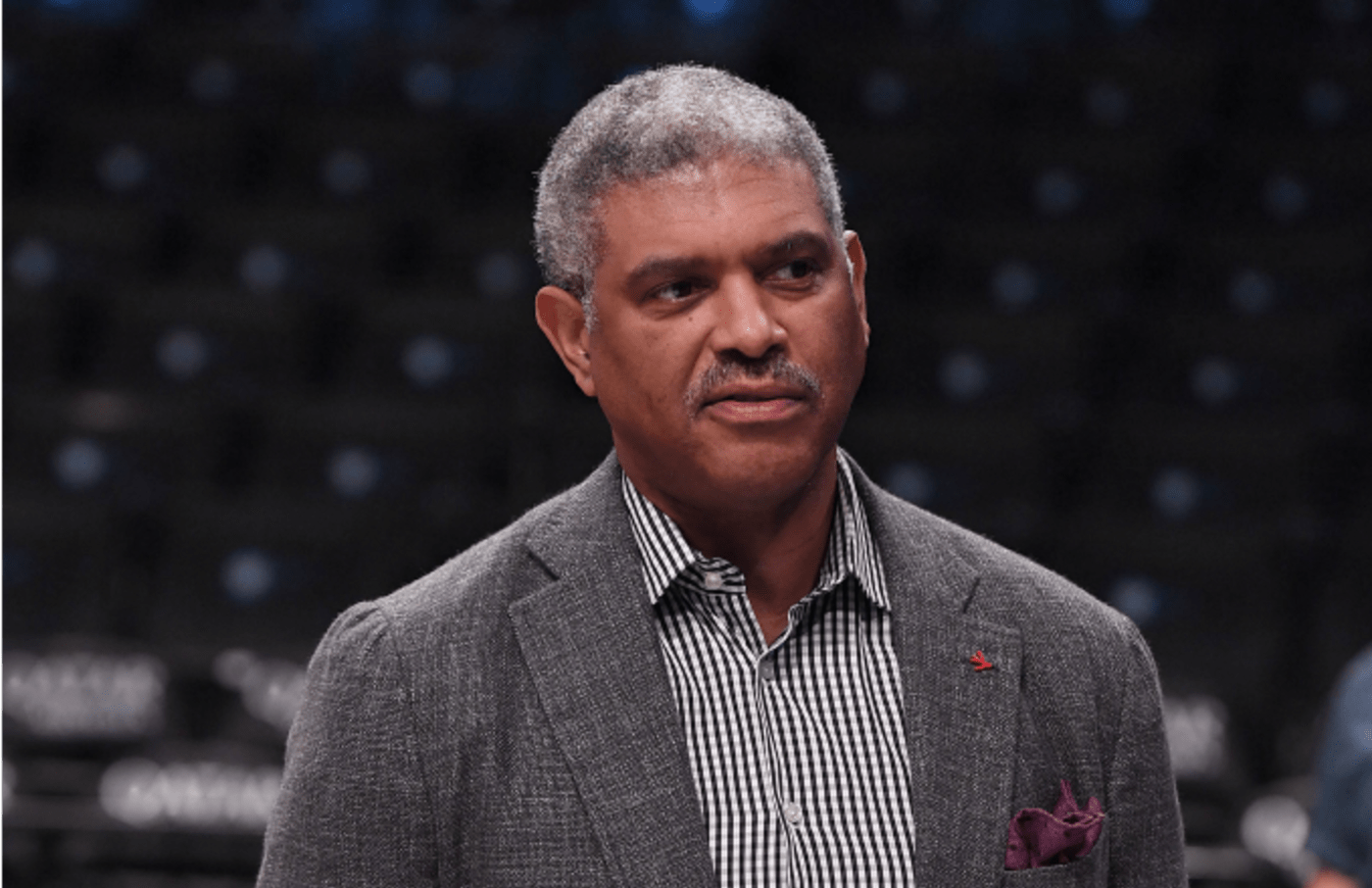 President Steve Mills of the New York Knicks