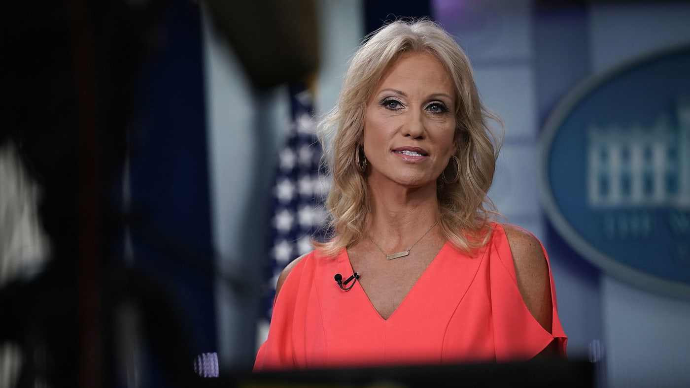 Counselor to U.S. President Donald Trump Kellyanne Conway