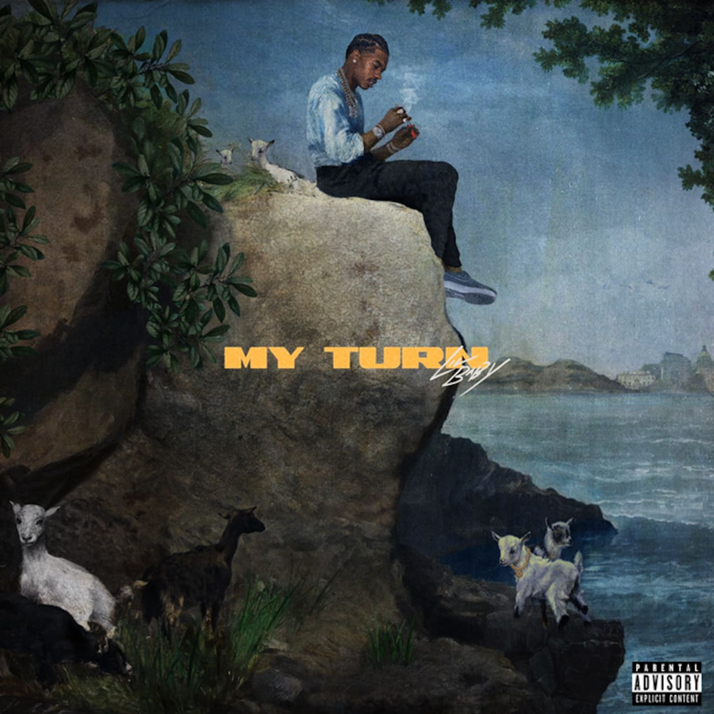 Lil Baby 'My Turn'