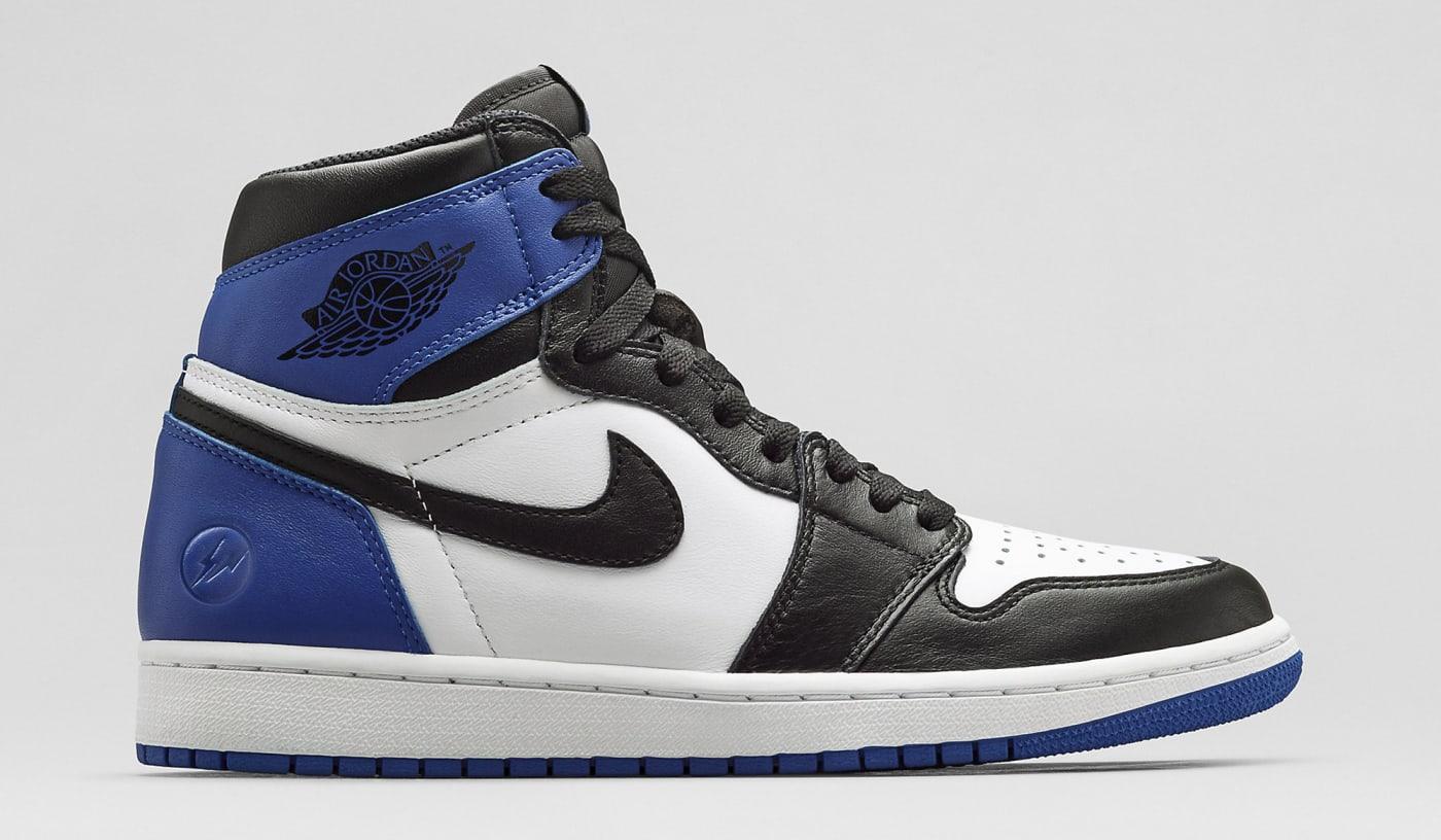 Fragment Air Jordan 1 716371 040