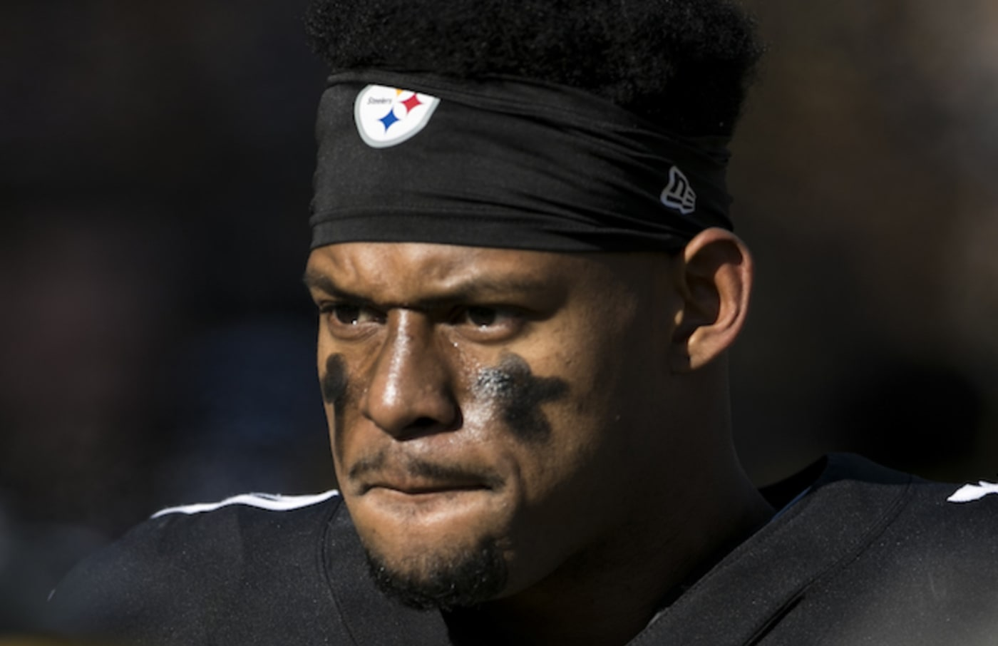 JuJu Smith Schuster during the AFC Divisional game.