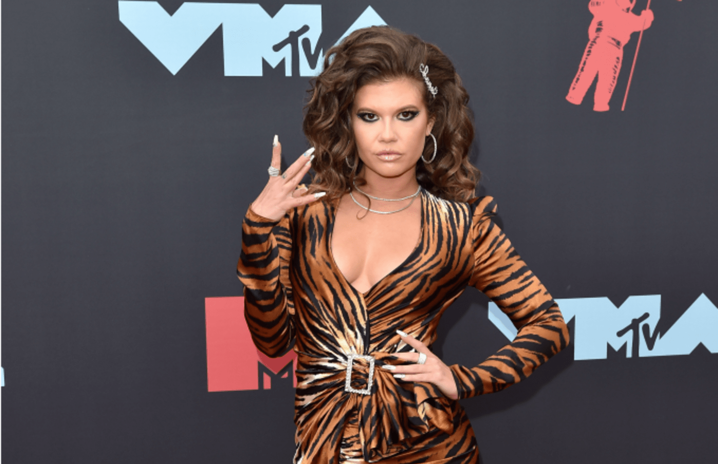 Chanel West Coast attends the 2019 MTV Video Music Awards