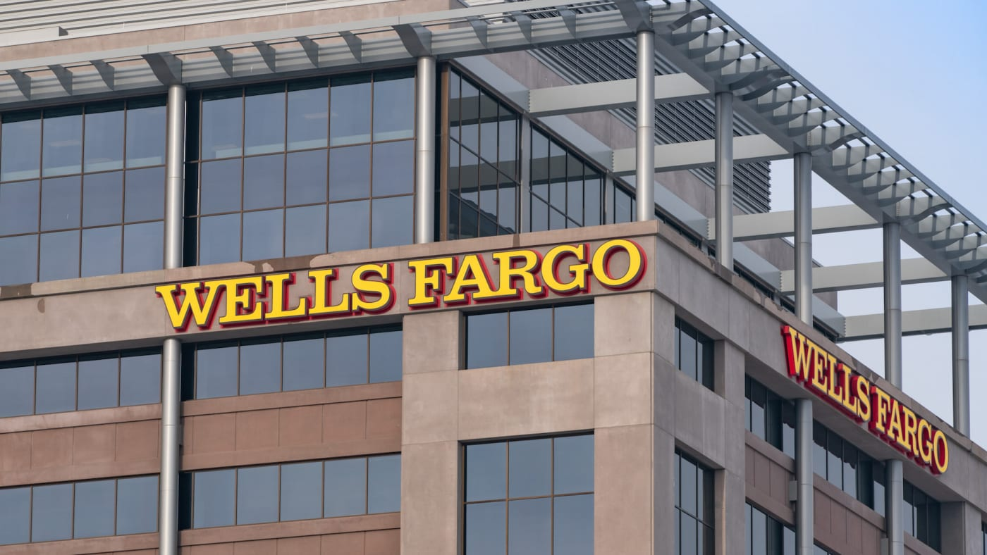 General views of the Wells Fargo tower