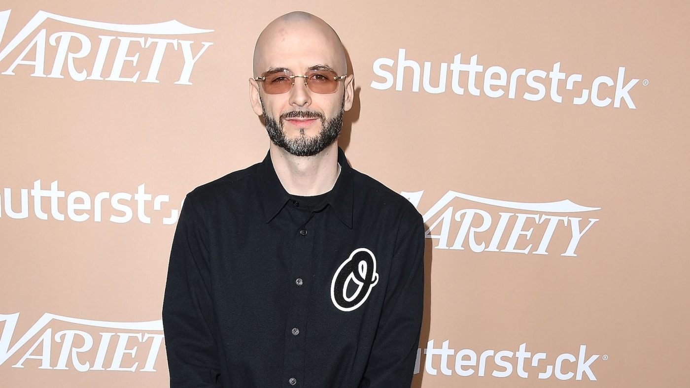 """Noah """"40"""" Shebib arrives at the Variety's 2nd Annual Hitmakers Brunch"""