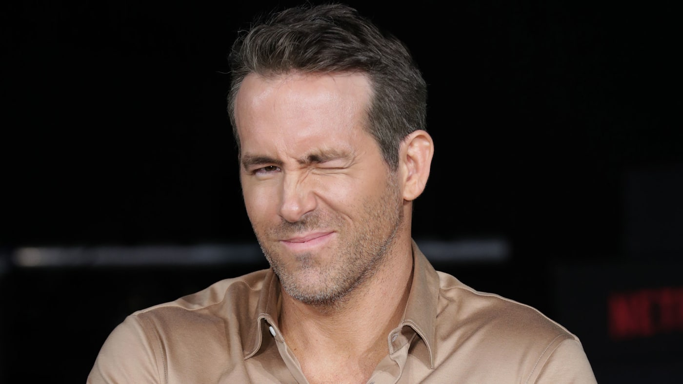 Ryan Reynolds attends the press conference for the world premiere of Netflix's '6 Underground'.