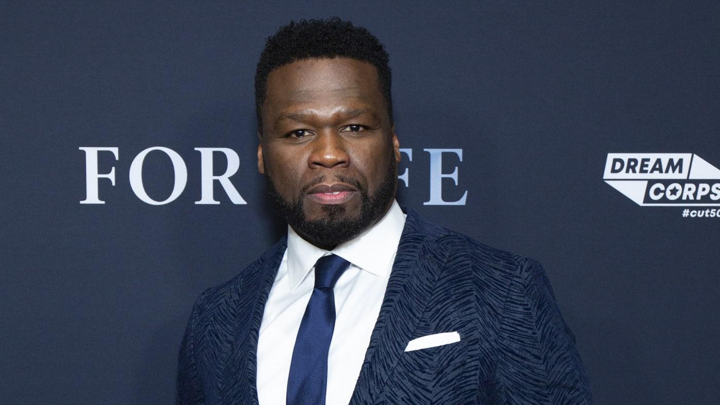 "Executive producers Curtis ""50 Cent"" Jackson"