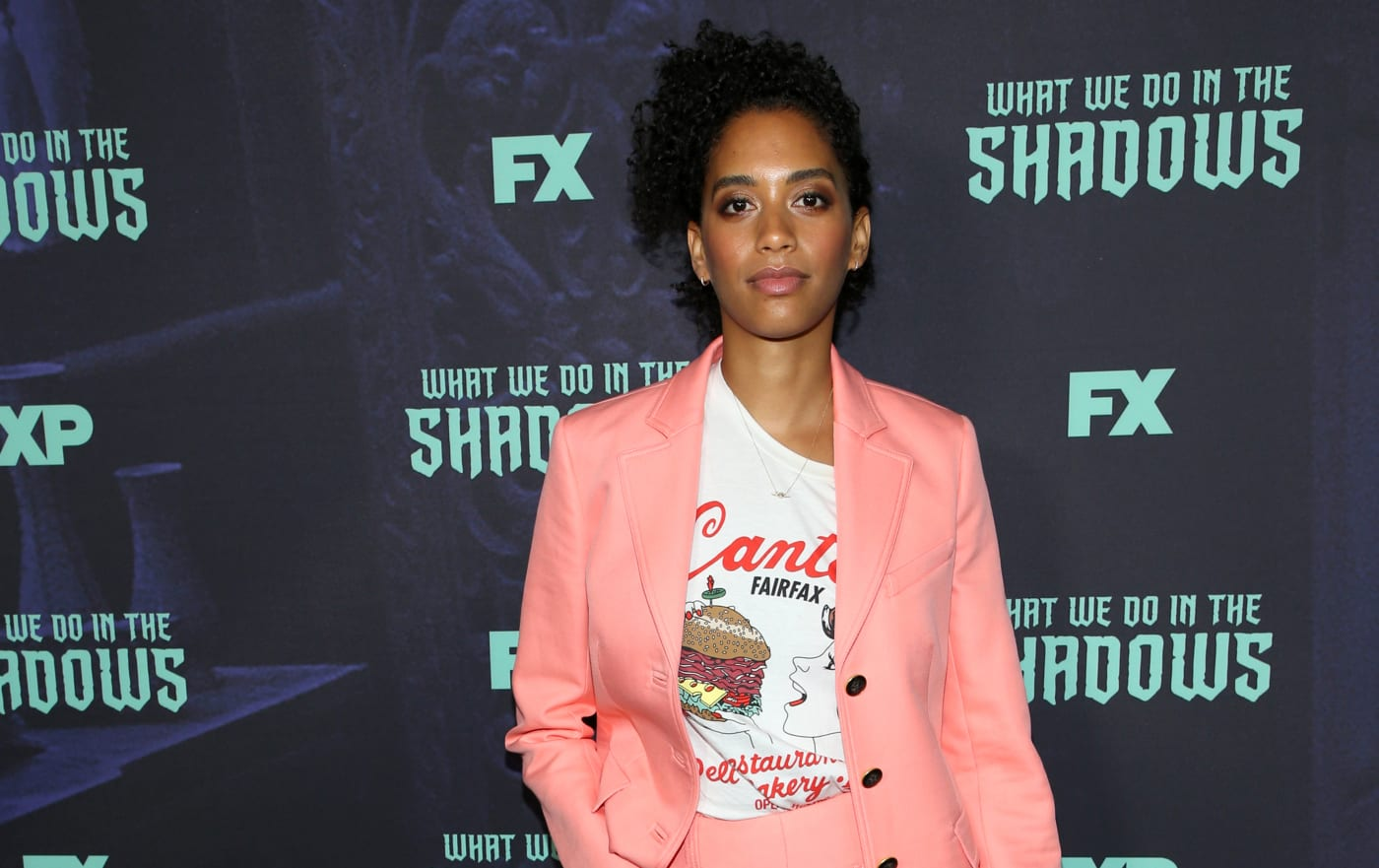 Stefani Robinson attends the FYC event of FX's 'What We Do In The Shadows'