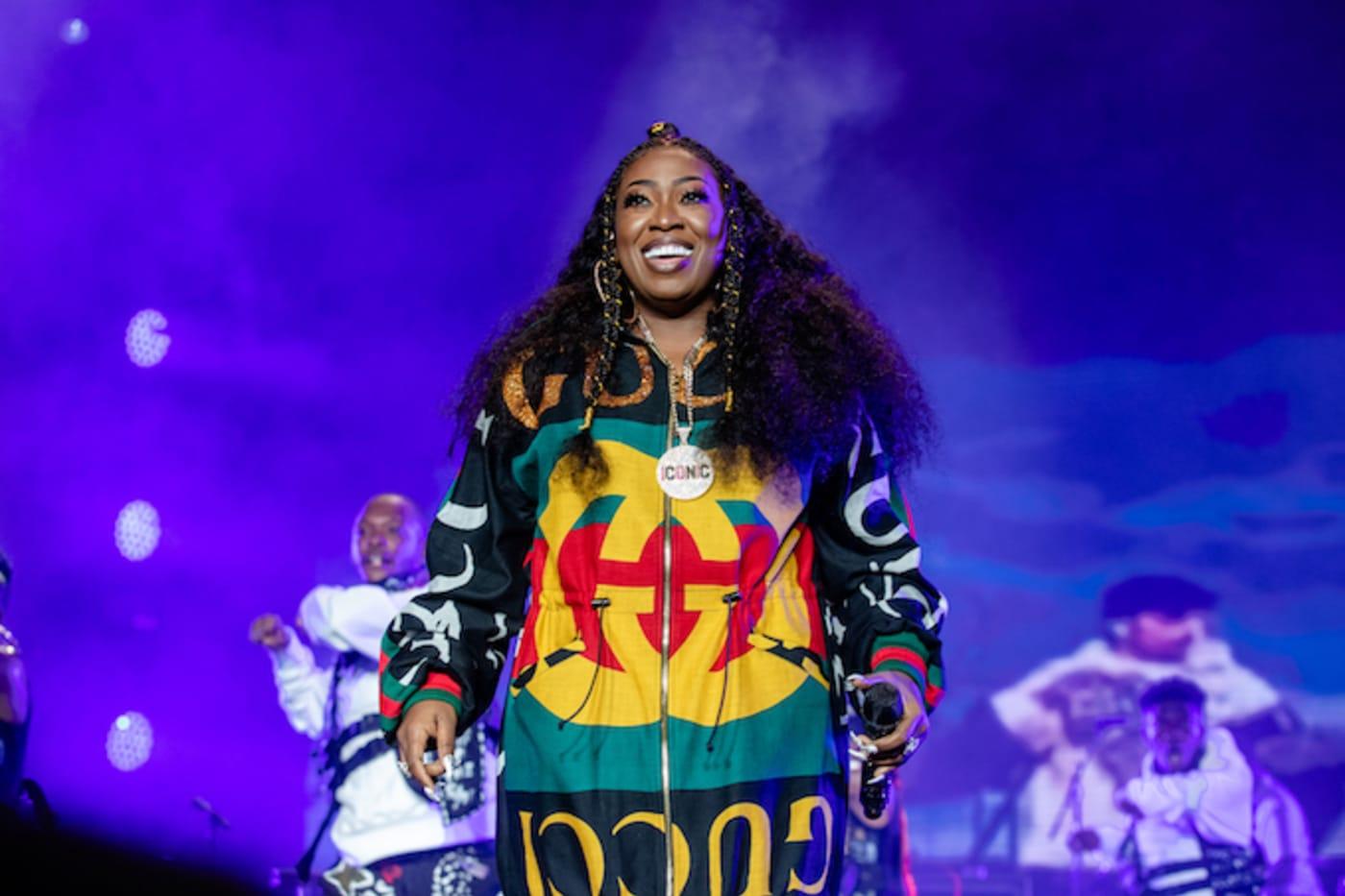 Missy Elliott in New Orleans