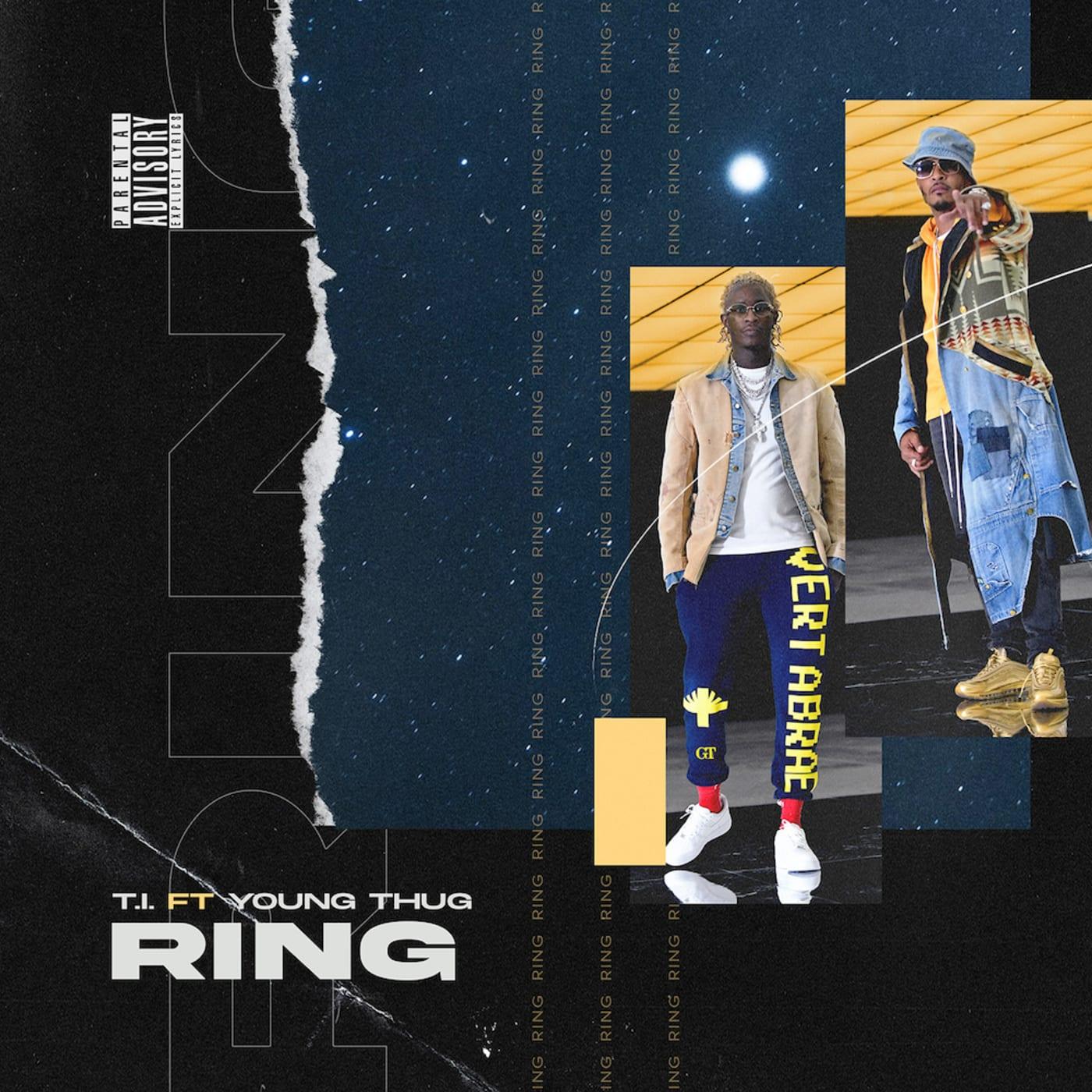 ti young thug ring