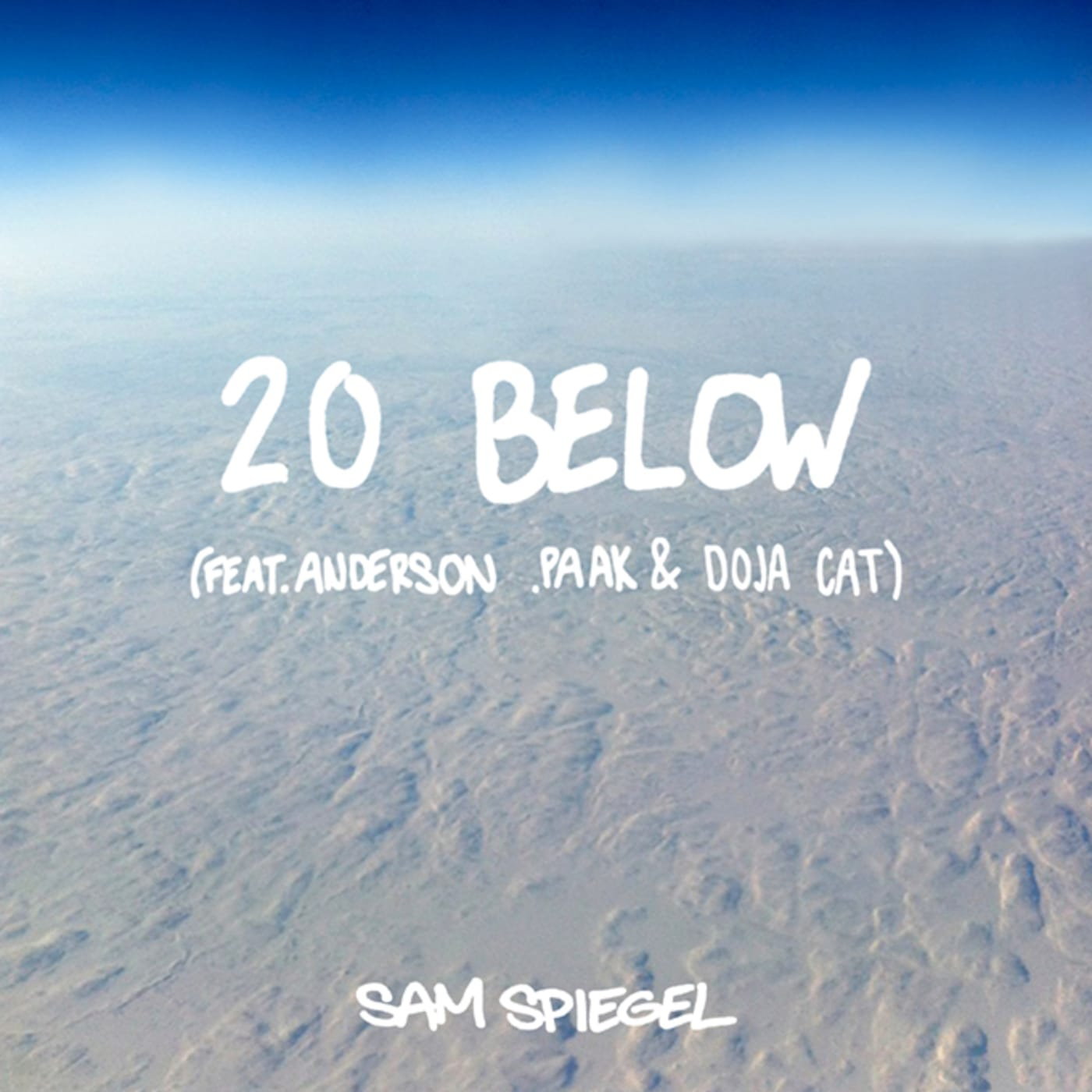 20 below sam spiegel artwork