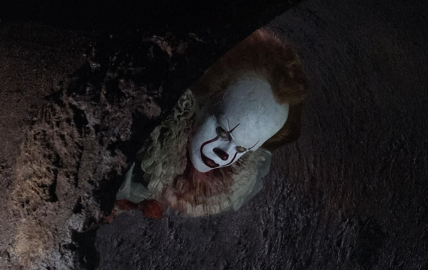 Pennywise in 'It'
