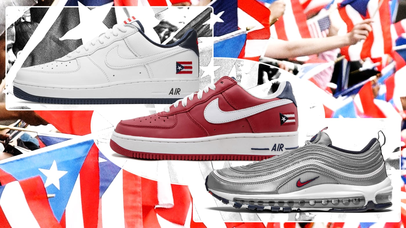 Nike Puerto Rico Sneakers Importance