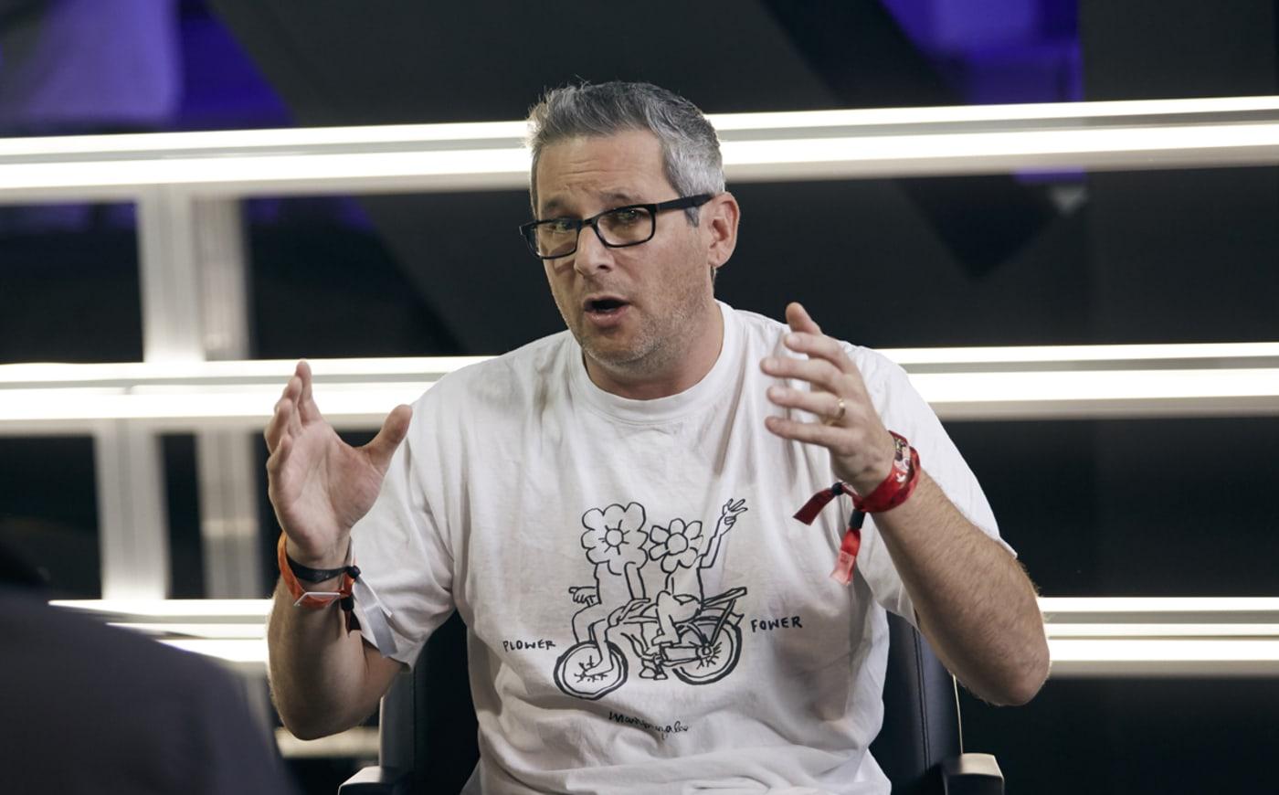 Jon Wexler Adidas ComplexCon