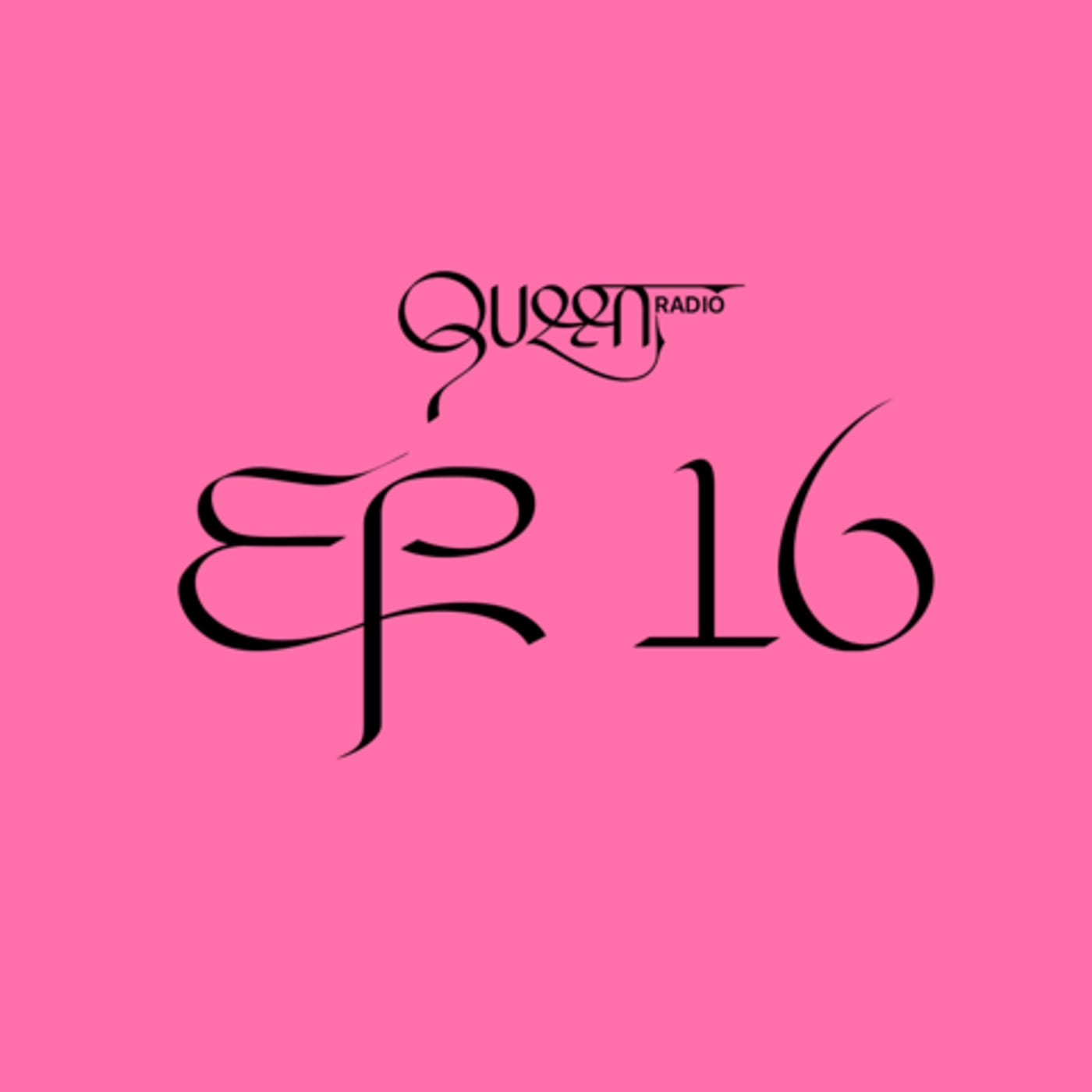 This is a picture of Queen Radio 16.