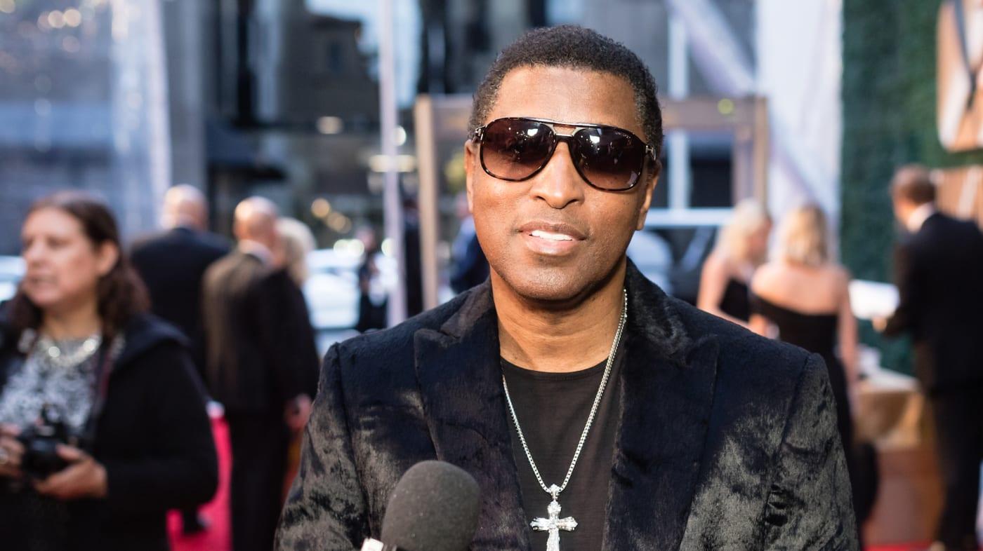 "Kenny ""Babyface"" Edmonds attends Byron Allen's 4th Annual Oscar Gala"