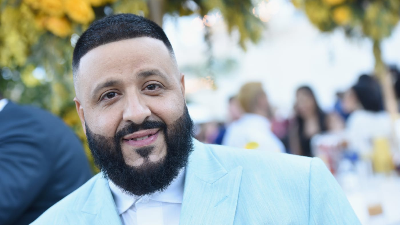 DJ Khaled attends 2019 Roc Nation THE BRUNCH.